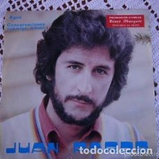 Discos de vinilo: JUAN PARDO AGUA EP 1980. Lote 169788396