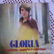 Discos de vinilo: GLORIA SI SUPIERAS EP 1972. Lote 169788568