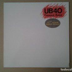 Discos de vinilo: UB40 -PRESENT ARMS- EPIC 1981 ED. ESPAÑOLA EPC 85126 INCLUYE SINGLE REGALO MUY BUENAS CONDICIONES.. Lote 169789560