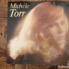 Discos de vinilo: MICHÈLE TORR ?– JE M'APPELLE MICHÈLE SELLO: DISC'AZ ?– STEC 215 FORMATO: VINYL, LP, ALBUM PAÍS: FRA. Lote 169796868