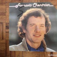 Discos de vinilo: FRANÇOIS CHENTRIER ?– FRANÇOIS CHENTRIER SELLO: CBS ?– CBS 85565 FORMATO: VINYL, LP, ALBUM, STEREO. Lote 169797460