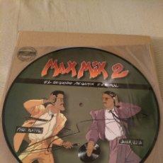 Discos de vinilo: DISCO LP VINILO MAX MIX 2. Lote 169802865