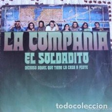 Dischi in vinile: LA COMPAÑÍA EL SOLDADITO EP 1971. Lote 169805228