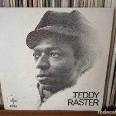 Discos de vinilo: SINGLE TEDDY RASTER / COME ON + 1 - SAYTON / MAQUINA - PSYCH FOLK RARO SPAIN. Lote 169810340