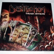 Discos de vinilo: LP DESTRUCTION - THRASH ANTHEMS. Lote 169815660