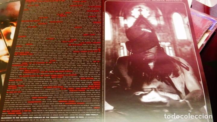 Discos de vinilo: BUSTA RHIMES * GENESIS * 2LP 180g audiophile vinyl * insert * Music on Vinyl * nuevo - Foto 3 - 169824128