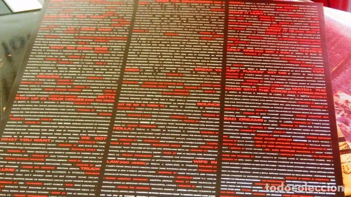 Discos de vinilo: BUSTA RHIMES * GENESIS * 2LP 180g audiophile vinyl * insert * Music on Vinyl * nuevo - Foto 4 - 169824128