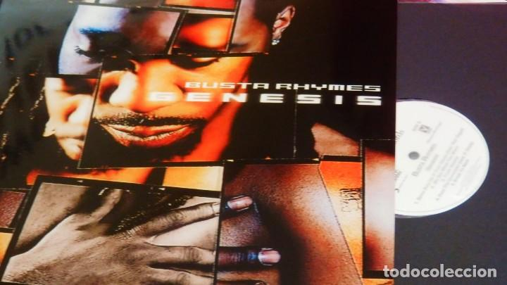 Discos de vinilo: BUSTA RHIMES * GENESIS * 2LP 180g audiophile vinyl * insert * Music on Vinyl * nuevo - Foto 5 - 169824128