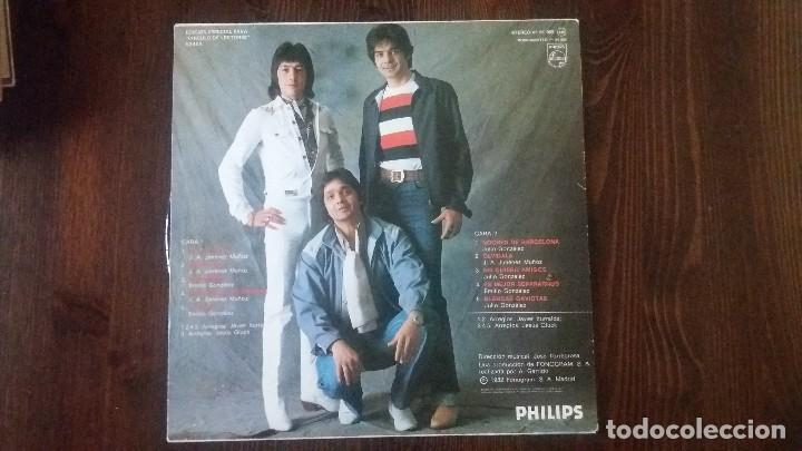 Discos de vinilo: LOS CHICHOS - NI TU NI YO ...LP DE PHILIPS EDICION ORIGINAL DE 1982 - MUY BUEN ESTADO. - Foto 2 - 169842781
