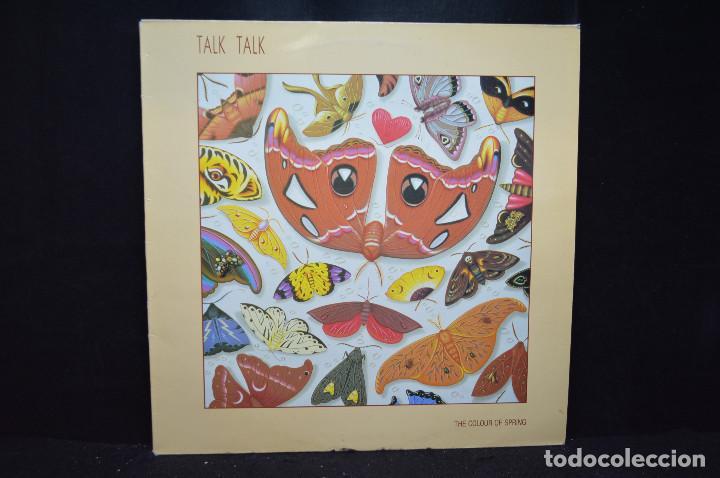 TALK TALK - THE COLOUR OF SPRING - LP (Música - Discos - LP Vinilo - Pop - Rock - New Wave Extranjero de los 80)