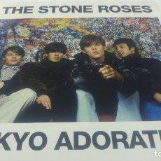 Discos de vinilo: STONE ROSES TOKYO ADORATION. Lote 169877322
