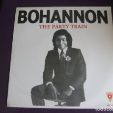 Discos de vinilo: HAMILTON BOHANNON SG VICTORIA 1982 PROMO THE PARTY TRAIN +1 FUNK SOUL DISCO 70'S SIN USO. Lote 169877820