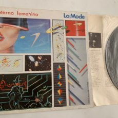 Discos de vinil: DISCO LP VINILO LA MODE EL ETERNO FEMENINO DE 1982. Lote 169877874
