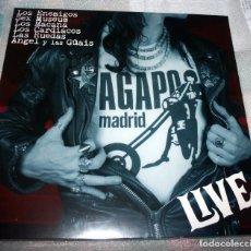Discos de vinilo: AGAPO LIVE - 2011 MUNSTER RECORDS REISSUE. Lote 169882508