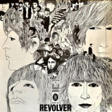 Discos de vinilo: THE BEATLES ‎– REVOLVER. Lote 181393583