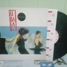 Discos de vinilo: MECANO - AIDALAI - LP 1991 CON ENCARTE . Lote 169911344