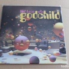 Discos de vinilo: LP DISCO VINILO KID LOCO GODCHILD. Lote 169913056