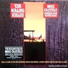 Discos de vinilo: MIKE OLDFIELD LP 180G * THE KILLING FIELDS (ORIGINAL FILM SOUNDTRACK) * REMASTERED * PRECINTADO. Lote 169913820