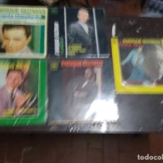 Discos de vinilo: ENRIQUE GUZMAN ( TEEN TOPS ) LOTE 5 EP 45 RPM // EDITADOS ESPAÑA SPAIN SPANISH. Lote 169914460