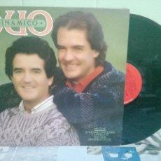 Discos de vinilo: DUO DINAMICO - DUO DINAMICO - LP - CBS 1986 SPAIN INCLUYE 5 NUEVAS CANCIONES Y 3 MEDLEYS PEPETO. Lote 169932896