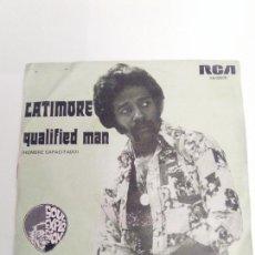 Discos de vinilo: LATIMORE QUALIFIED MAN / SHE DON'T EVER LOSE HER GROOVE ( 1976 RCA ESPAÑA ) FUNK SOUL. Lote 169934612