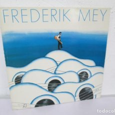 Discos de vinilo: FREDERIK MEY. VOL 3. LP VINILO. PRODUCTIONS PERIDES. VER FOTOGRAFIAS ADJUNTAS. Lote 169949136
