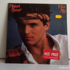 Discos de vinilo: MIGUEL BOSE. Lote 169956076