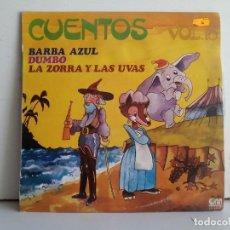 Discos de vinilo: CUENTOS . Lote 169956848