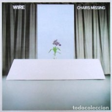 Discos de vinilo: WIRE - CHAIRS MISSING (UNOFFICIAL). Lote 169961908