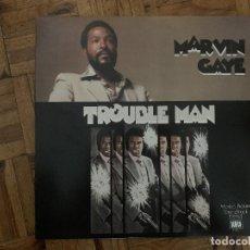 Discos de vinilo: MARVIN GAYE ?– TROUBLE MAN GÉNERO: JAZZ, FUNK / SOUL, STAGE & SCREEN ESTILO: SOUL, SOUNDTRACK, FUNK. Lote 169980564