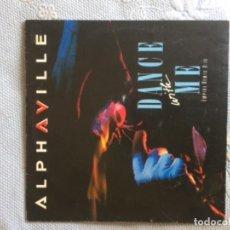 Discos de vinilo: ALPHAVILLE DANCE WITH ME-MAXI. Lote 169983048