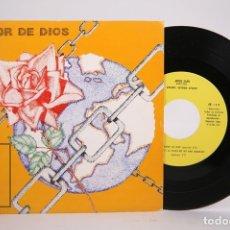 Discos de vinilo: DISCO EP DE VINILO - JESÚS ZAZO /AMOR DE DIOS - IBEROFON - AÑO 1978. Lote 169983574