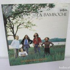 Discos de vinilo: LA BAMBOCHE. LA SAISON DES AMOURS. LP VINILO. GIMBARDA ZAFIRO 1979. VER FOTOGRAFIAS ADJUNTAS. Lote 169983620