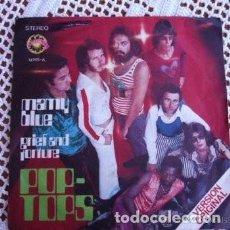 Discos de vinilo: POP-TOPS MAMY BLUE EP 1971. Lote 169985796