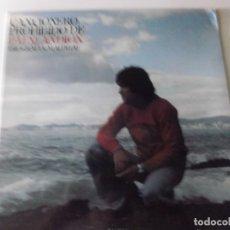 Discos de vinilo: PATXI ANDION, CANCIONERO PROHIBIDO, BIOGRAFIA MALDITA, CBS 1978, DOBLE PORTADA. Lote 169985812