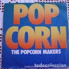 Discos de vinilo: THE POP CORN MAKERS POP CORN EP 1972. Lote 169986836