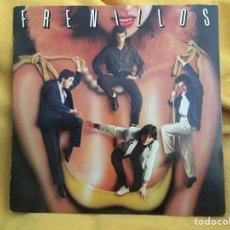 Discos de vinilo: LOS FRENILLOS (LP) FRENILLOS (1987). Lote 170001664