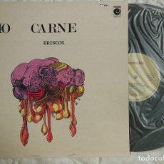 Discos de vinilo: LOS BRINCOS : MUNDO, DEMONIO Y CARNE.1991 NOVOLA 30301019. Lote 170004404