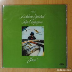 Discos de vinilo: FELIPE CAMPUZANO - ANDALUCIA ESPIRITUAL / JAEN VOL. 3 - LP. Lote 170005014