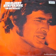 Discos de vinilo: ENGELBERT HUMPERDINCK - SWEETHEART. Lote 170005168