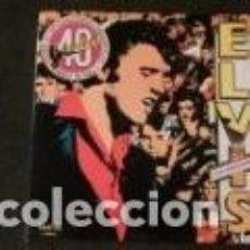 Discos de vinilo: LP-ELVIS´S 40 GREATEST-ELVIS PRESLEY. Lote 170018972