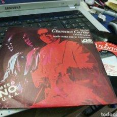 Discos de vinilo: CLARENCE CARTER SINGLE REMEDIOS ESPAÑA 1970. Lote 170020472
