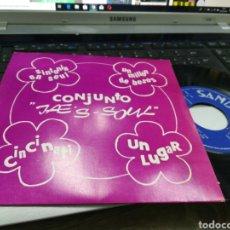Discos de vinilo: CONJUNTO JAE'S SOUL EP SINTONIA EN SOUL + 3 1969. Lote 170023537