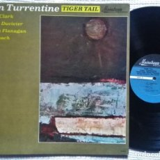Discos de vinilo: STANLEY TURRENTINE - '' TIGER TAIL '' LP ORIGINAL USA 1965. Lote 170026432