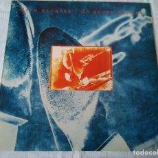 Discos de vinilo: 63-LP DIRE STRAITS , ON EVERY STREET, 1991. Lote 170027972