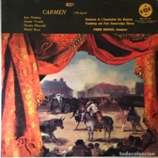 Discos de vinilo: LP ESTADOUNIDENSE CARMEN AÑO 1957. Lote 170034720