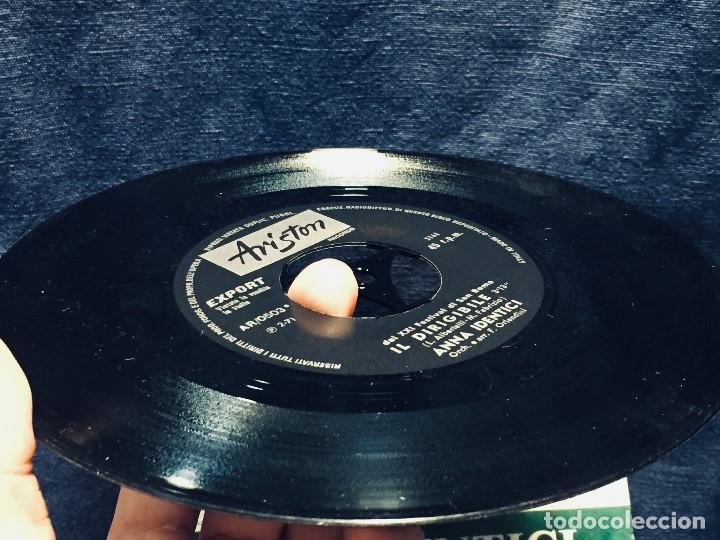 Discos de vinilo: italia anna identici il dirigibile sanremo festival 71 ariston - Foto 4 - 170046780