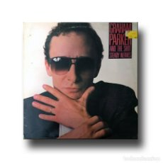 Discos de vinilo: GRAHAM PARKER AND THE SHOT - STEADY NERVES. Lote 170057132