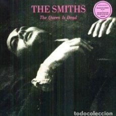 Discos de vinilo: LP THE SMITHS THE QUEEN IS DEAD VINILO. Lote 170058693
