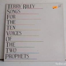 Discos de vinilo: TERRY RILEY . Lote 170067180